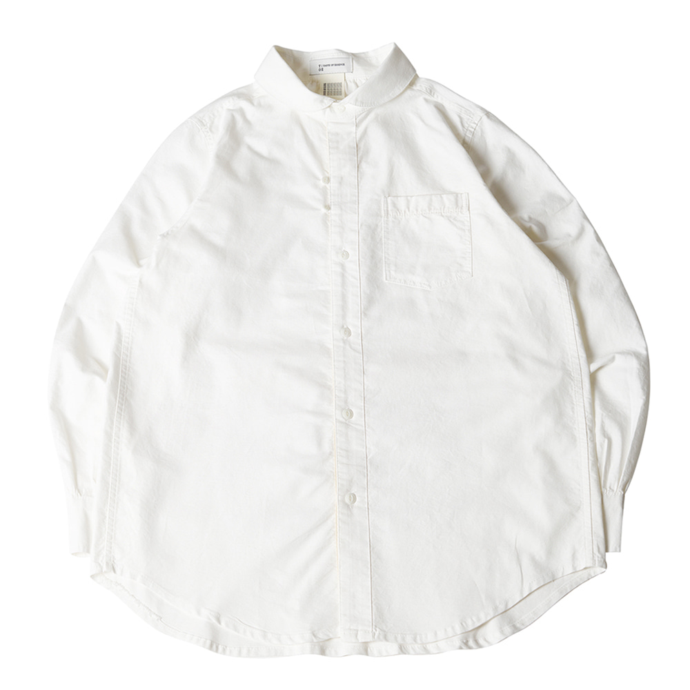TOEBack Pocket Comfy Shirt(White)