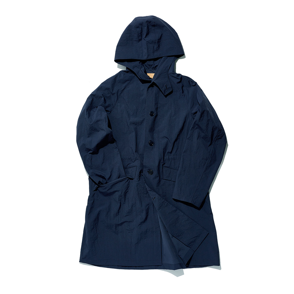 ESFAIHylon OverCoat(Navy)