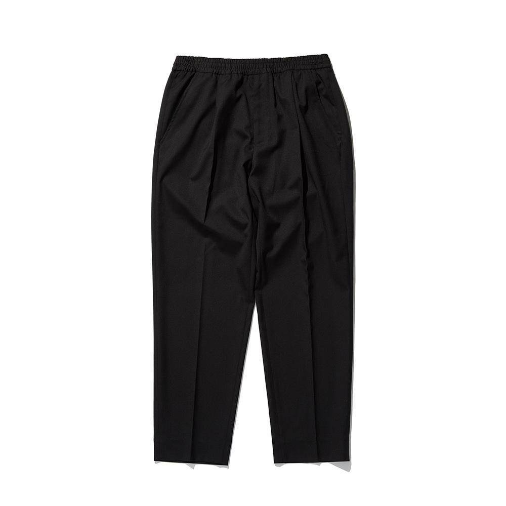 ESFAIInvisible Drawstring Trousers(Black)