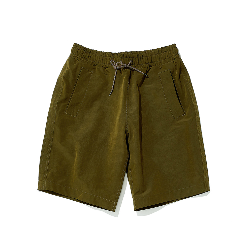 ESFAINylonical Shorts(Khaki)30% Off