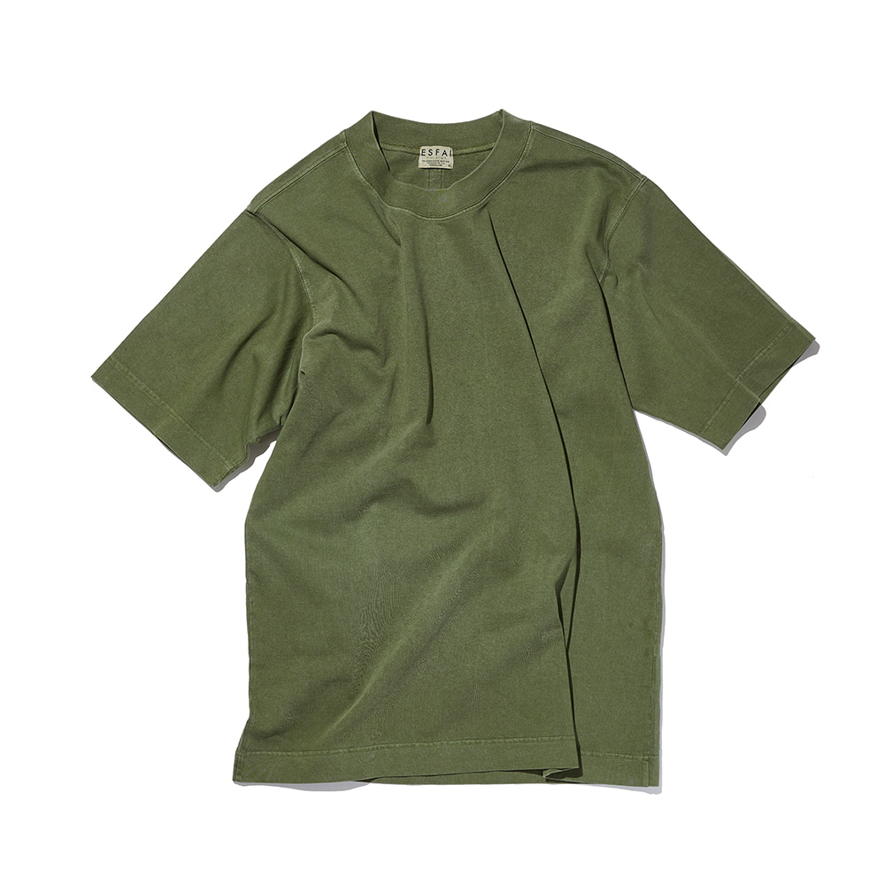 ESFAI1,3/8 T Shirt(Green)30% Off