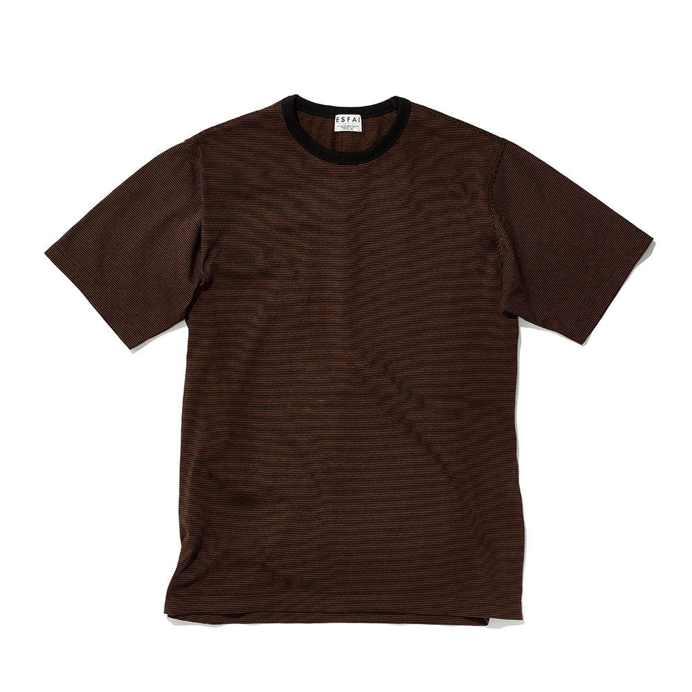 ESFAIB.R.B T Shirt(Brown)