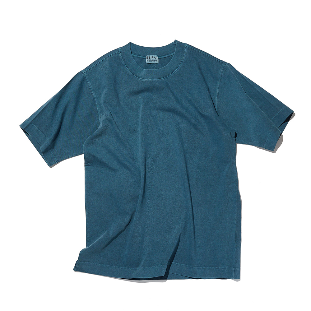 ESFAI1,3/8 T Shirt(Blue)30% Off