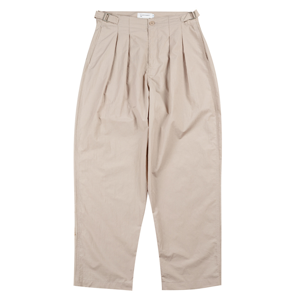 TOEUnisex Pintuck Pants(Ivory)30% Off