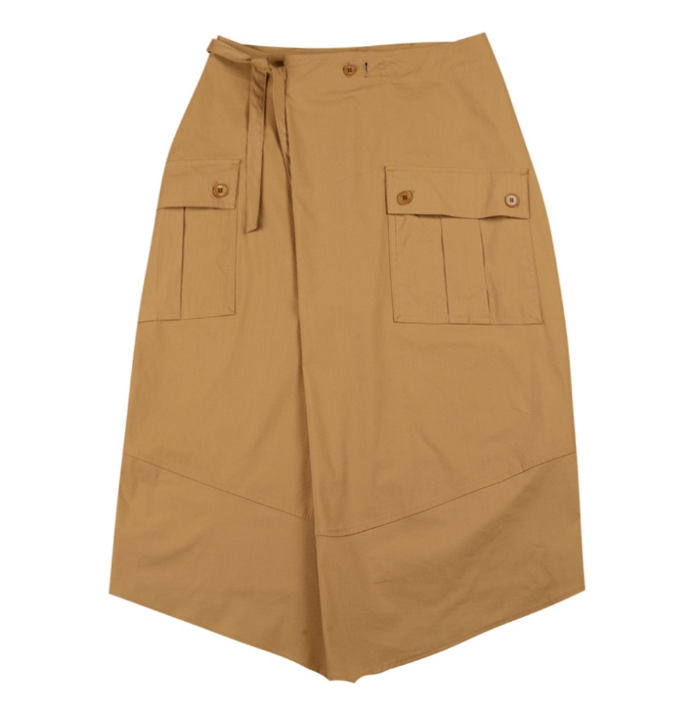TOESafari Skirt(Beige)