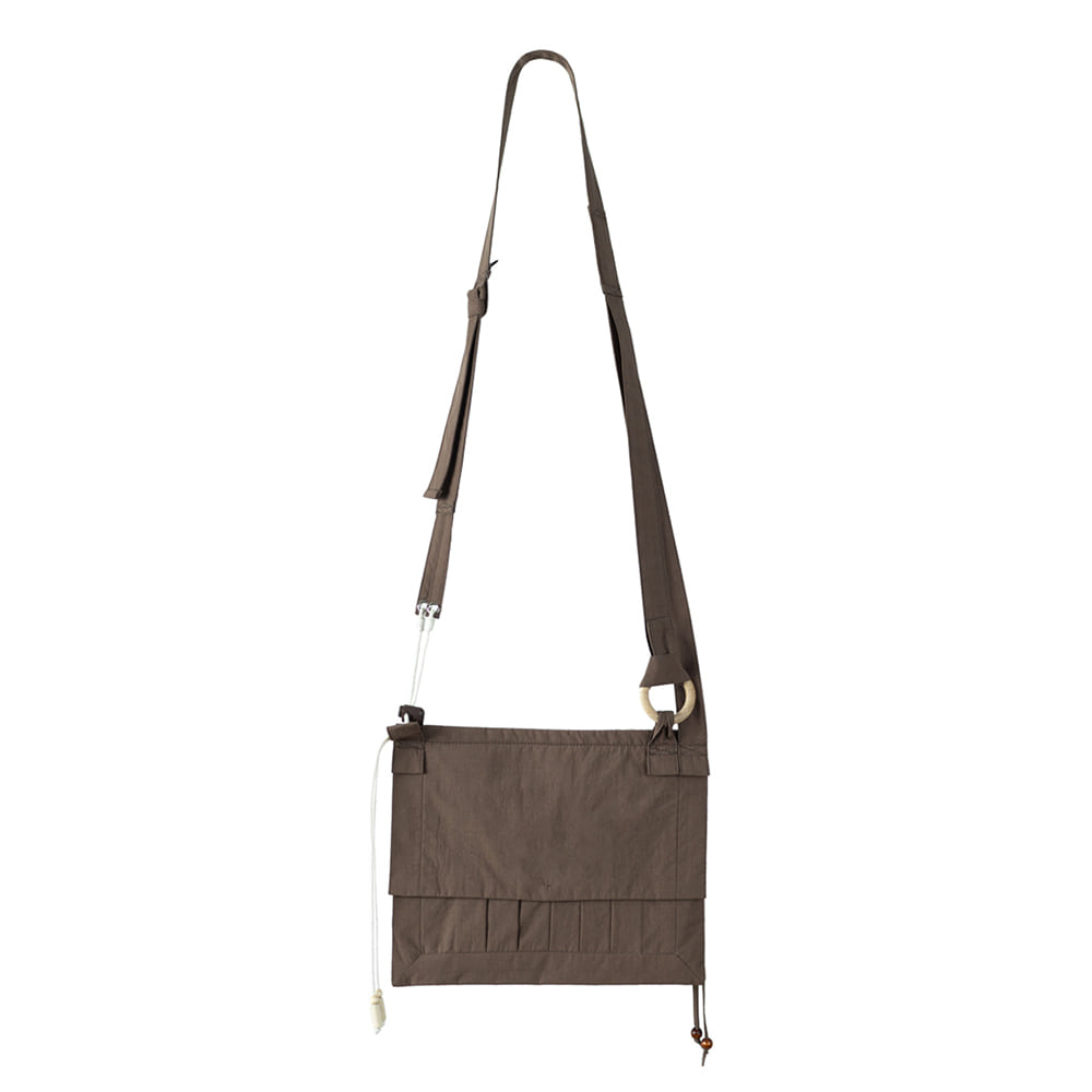 POLYTERU Rakoche Bag(Brown)