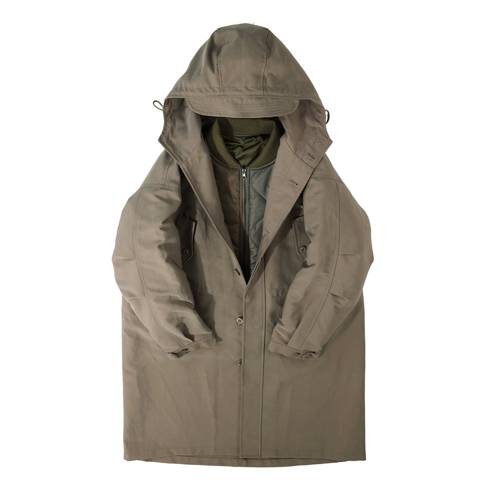 TOEField Jacket(Khaki)20% Off