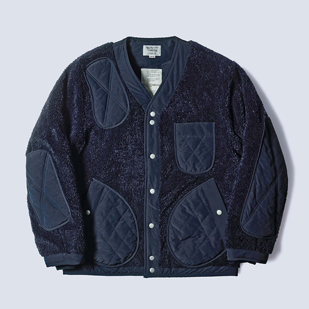 NAMER CLOTHING0931 PMI Boa Shooter Jacket(Navy)