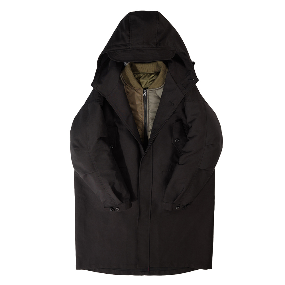 TOEField Jacket(Black)20% Off