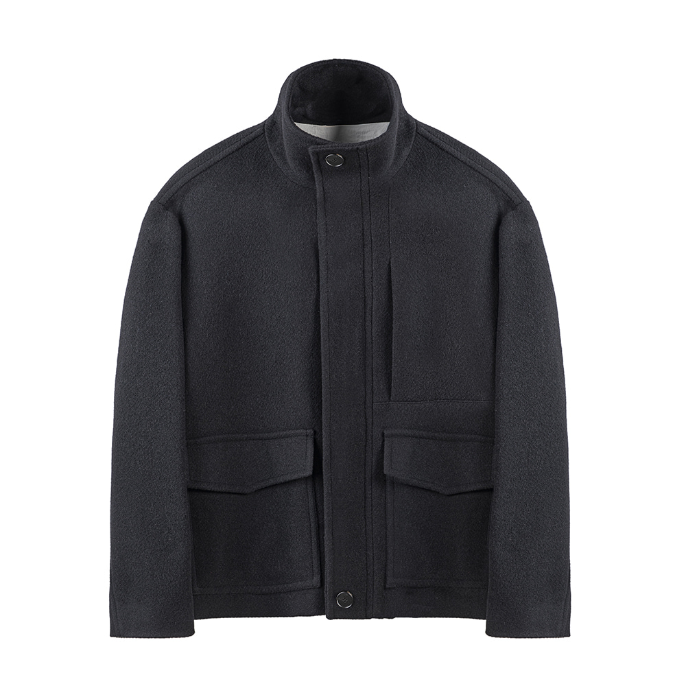 KEI CURRENTSan Coat(Black)