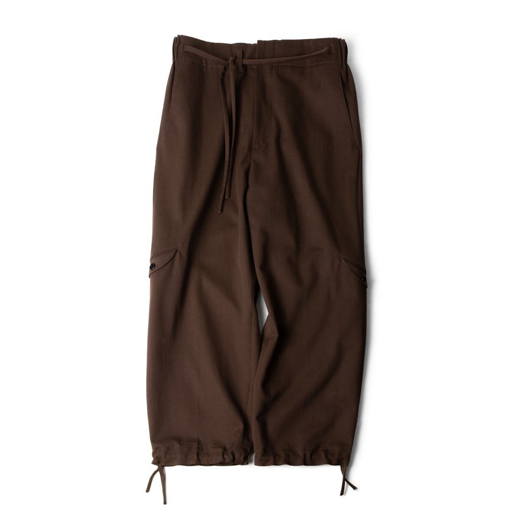 POLYTERULiso Pants(Cargo)(Brown)