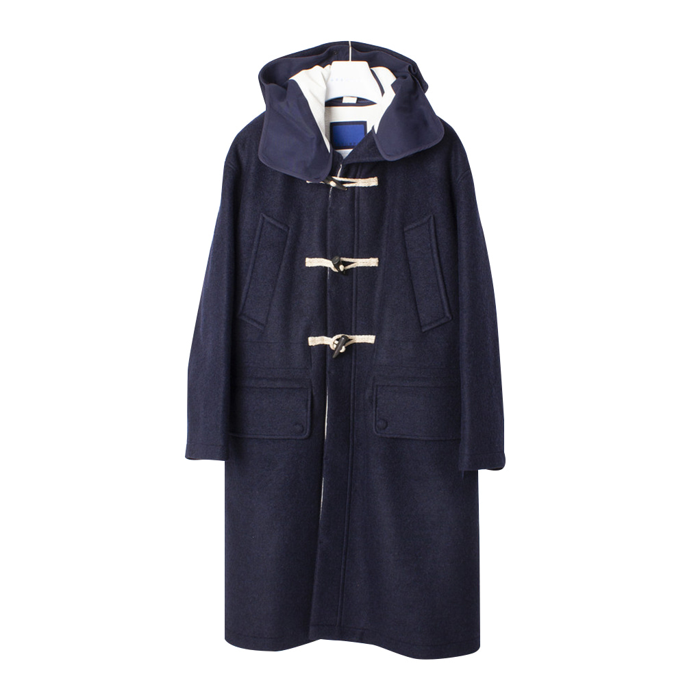 DOCUMENTThe Document Duffle Coat(Navy)