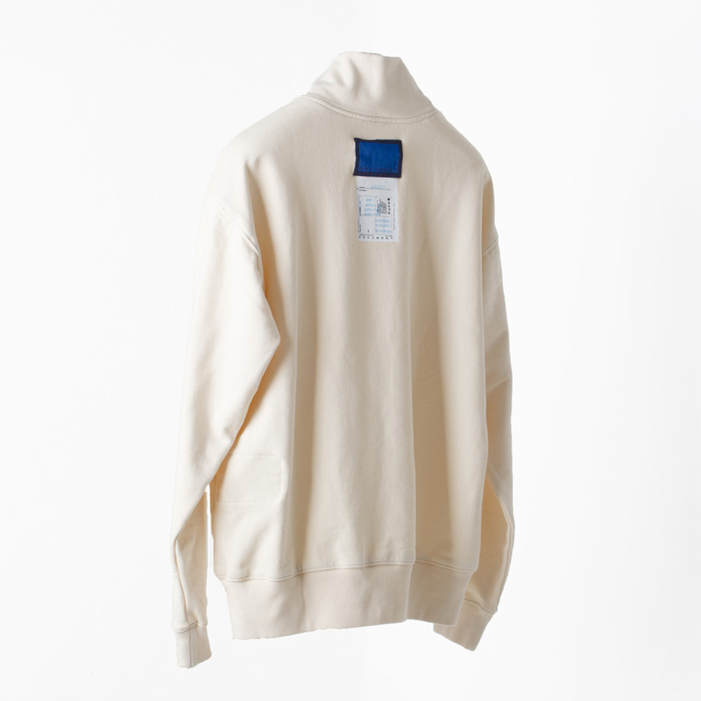 DOCUMENTChristmas Turtle Neck Sweat Jersey(Vaselin)