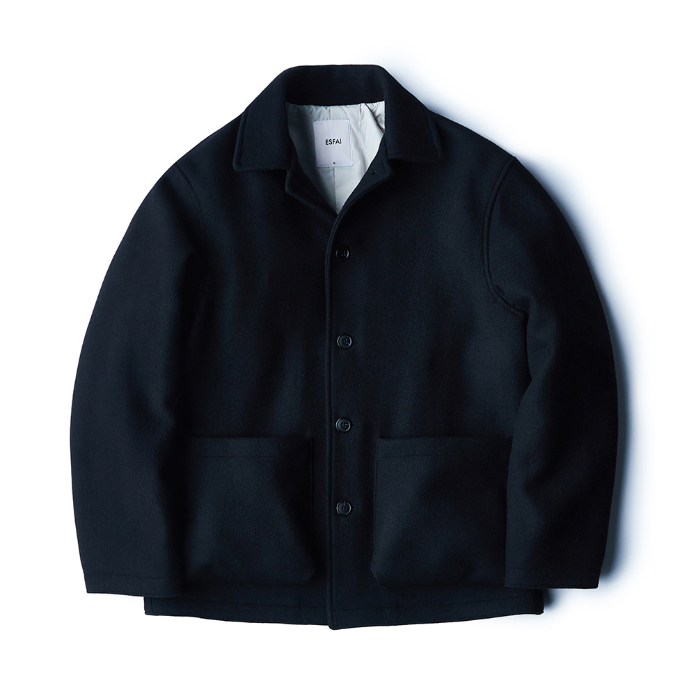 ESFAIfn21 Wool Jacket(Black)