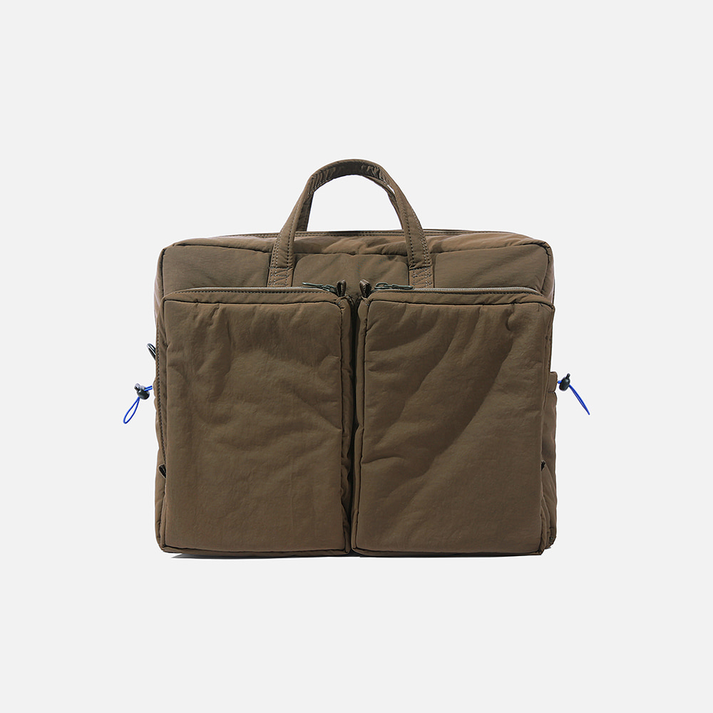 SWEETCH[City Boys]Brief Case 001(Khaki)