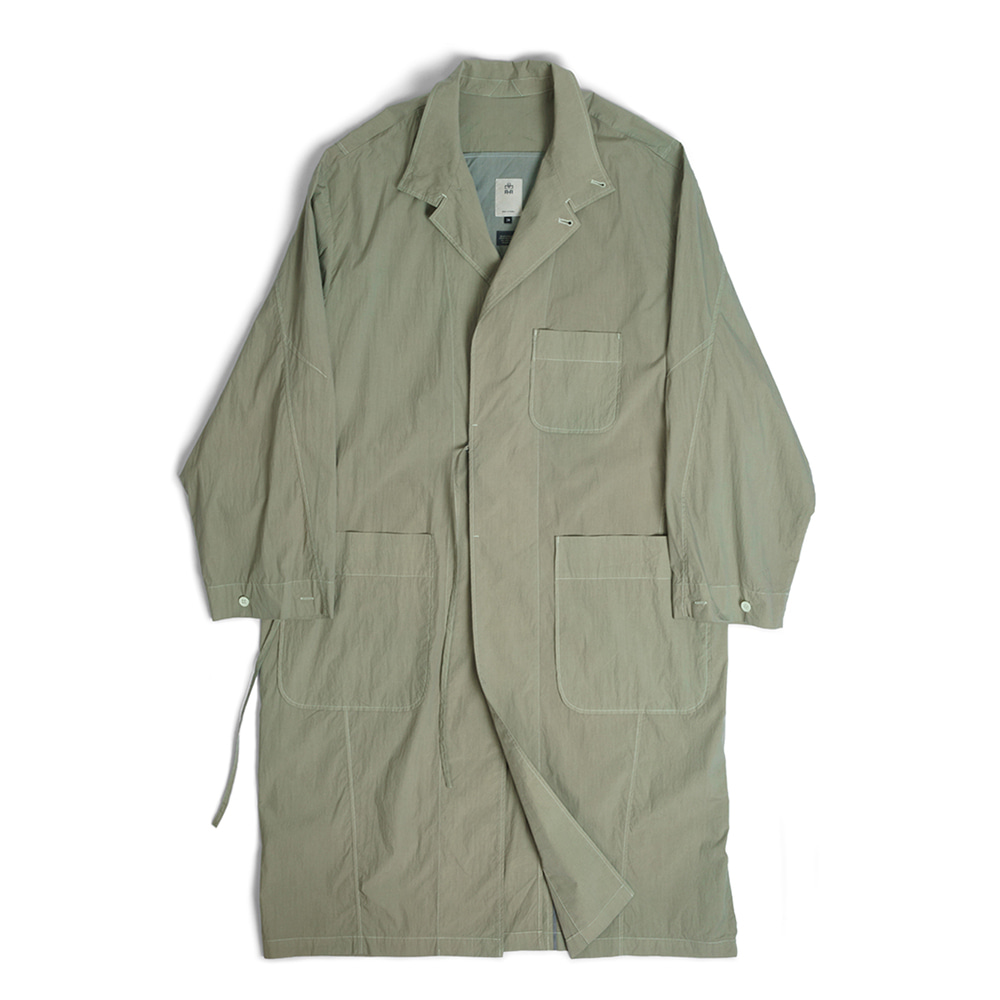 POLYTERUDell Coat(Sage Green)