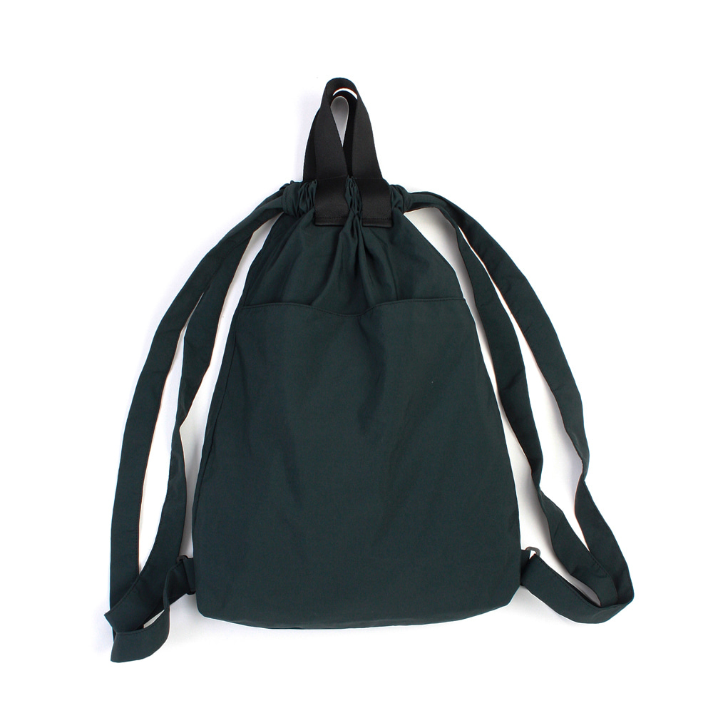 YOU NEED GARMENTSNylon Manual Bag(Ever Green)