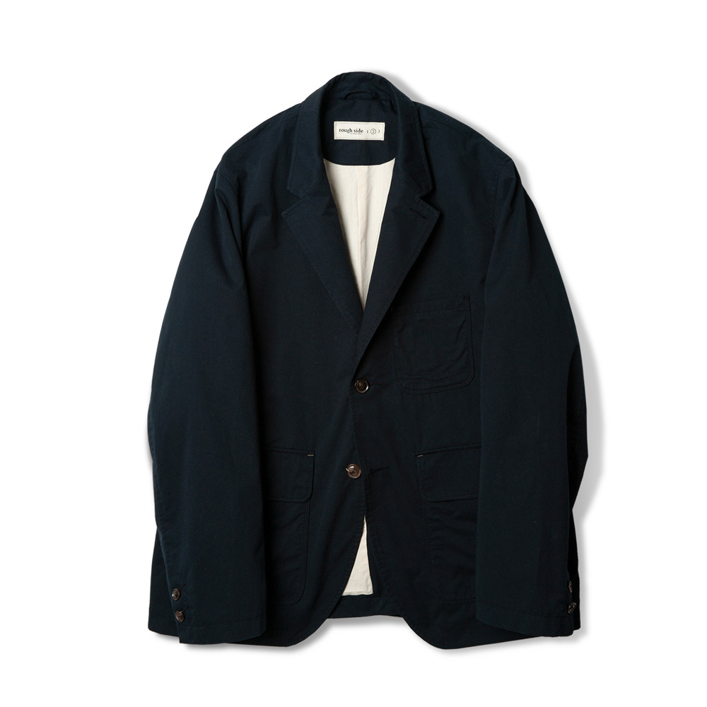 ROUGH SIDEFolk Jacket(Navy)