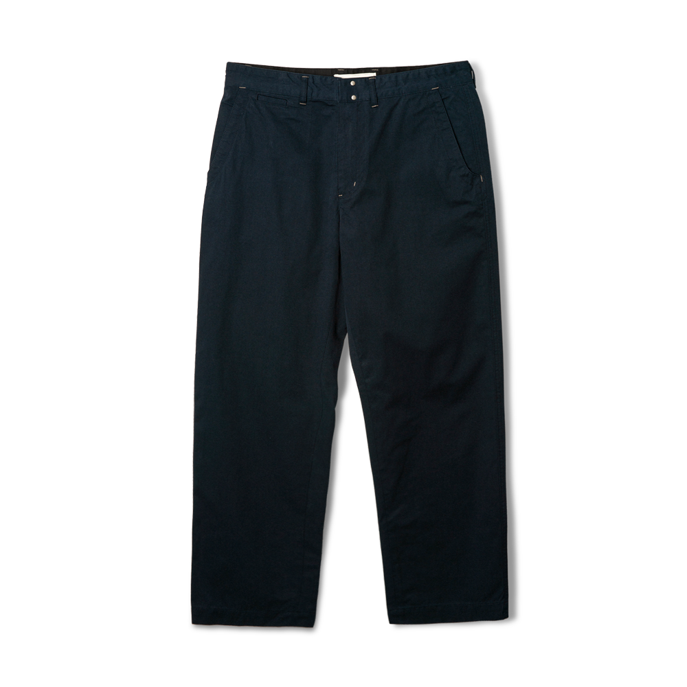 ROUGH SIDEHook-on Pants(Navy)