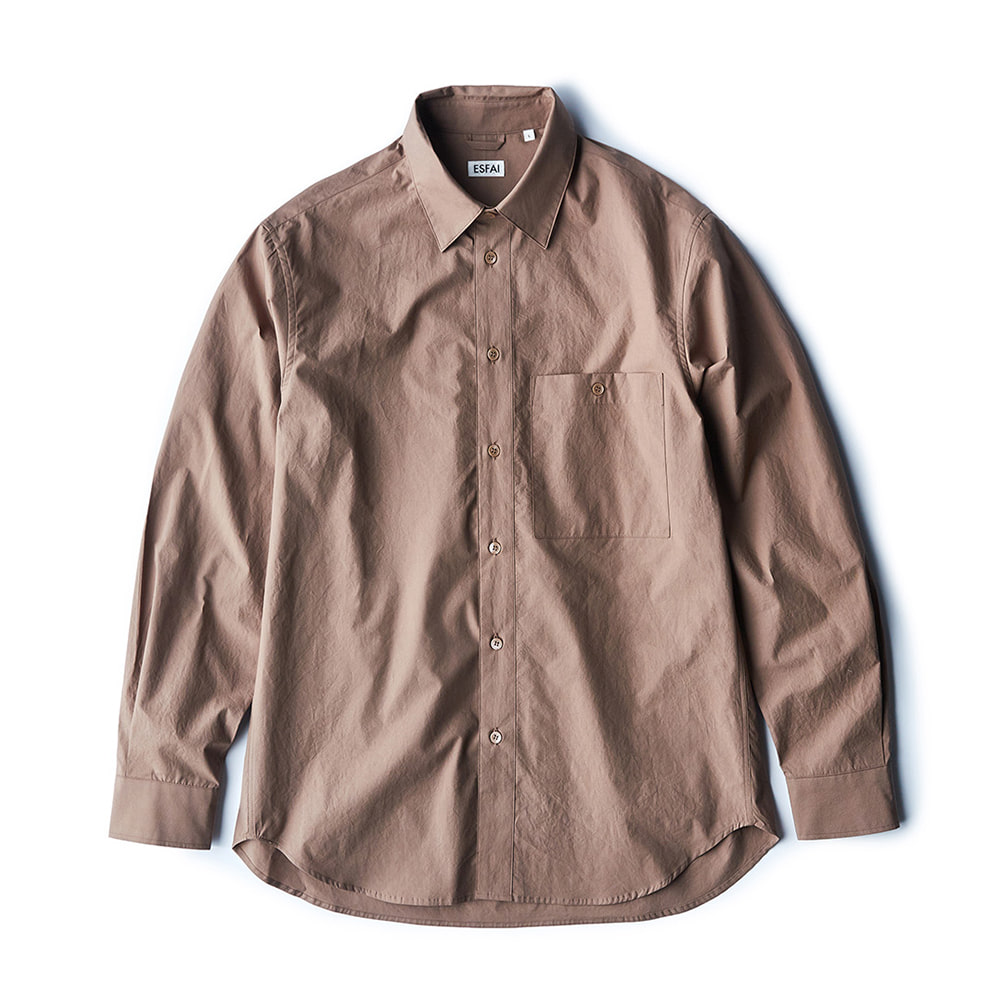 ESFAIStandard Shirts(Brown)