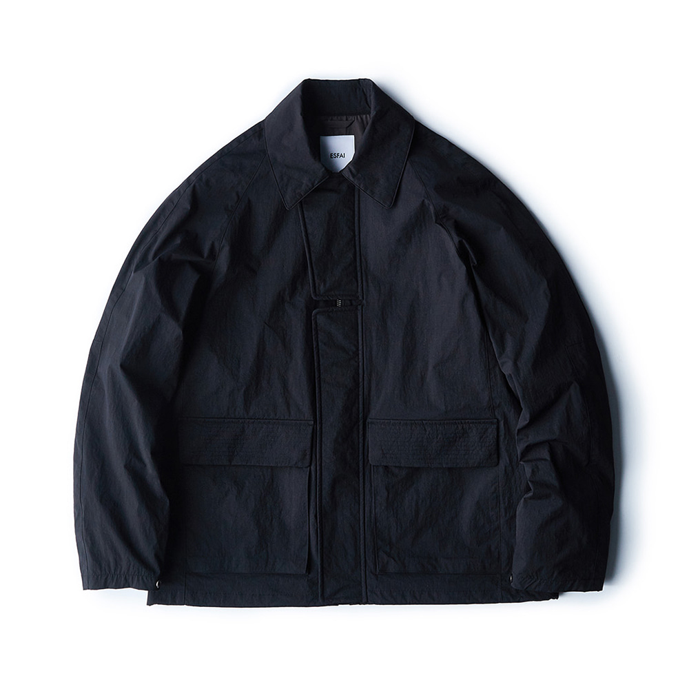 ESFAINylon Jacket(Black)