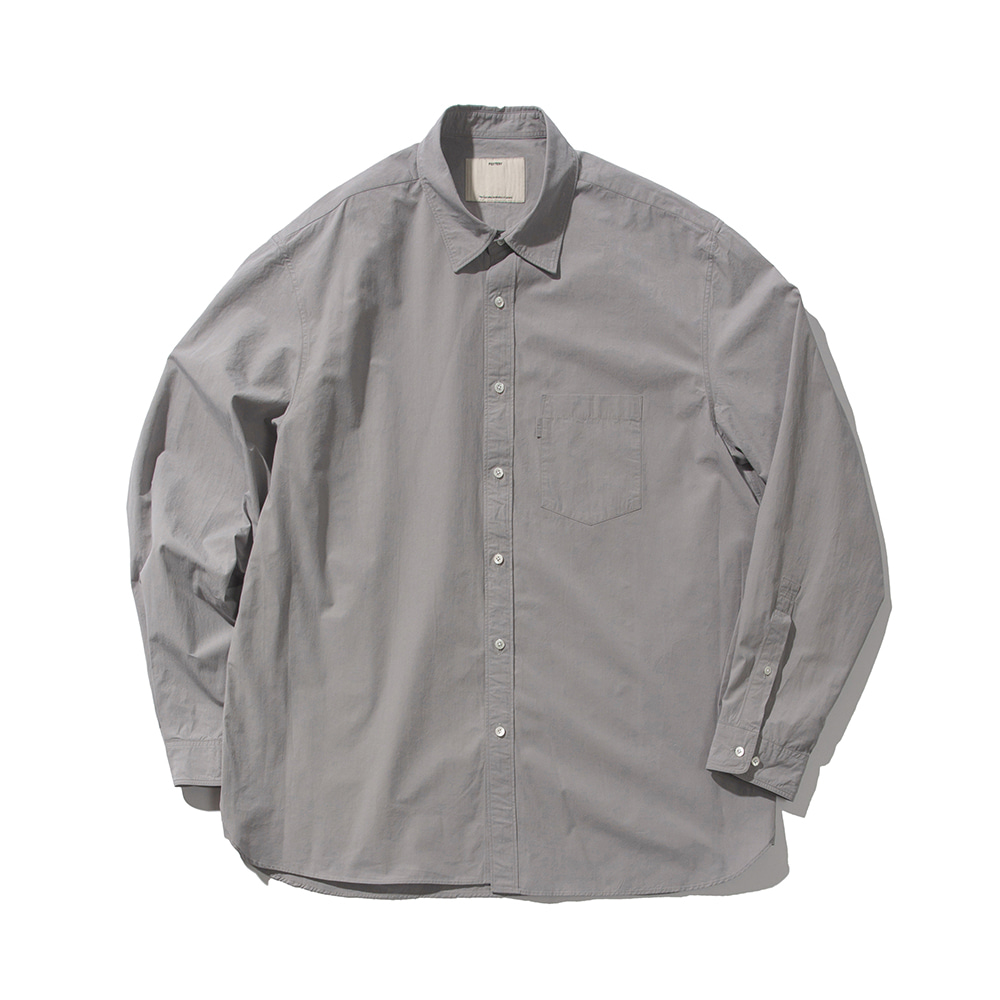 POTTERYComfort Shirt(Grey)
