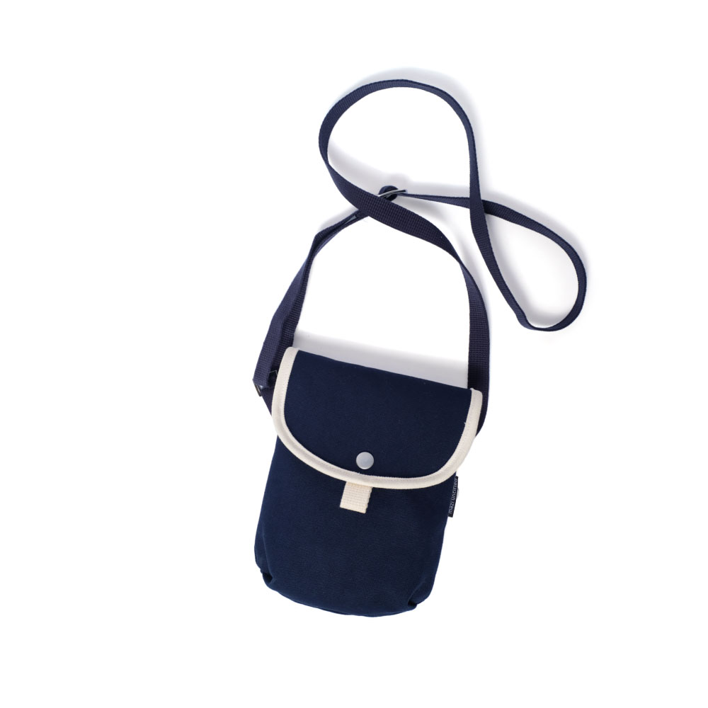MAZI UNTITLED*RESTOCK*Stroll  Bag(Navy)