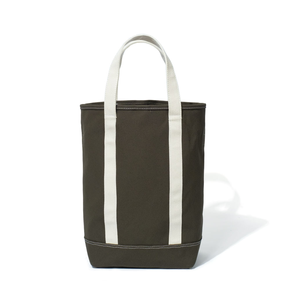 MAZI UNTITLEDGrocery Tote Bag(Khaki)