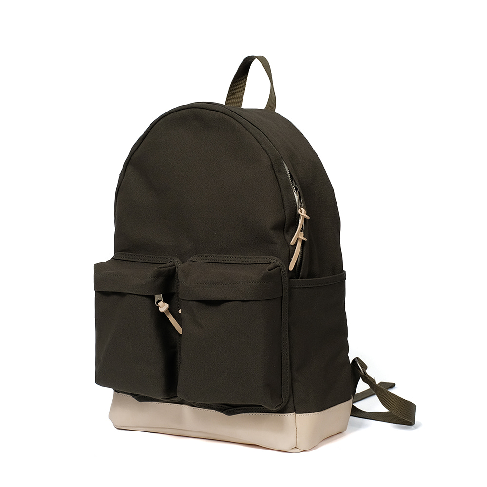 MAZI UNTITLEDAll-Day Back Canvas(Khaki)