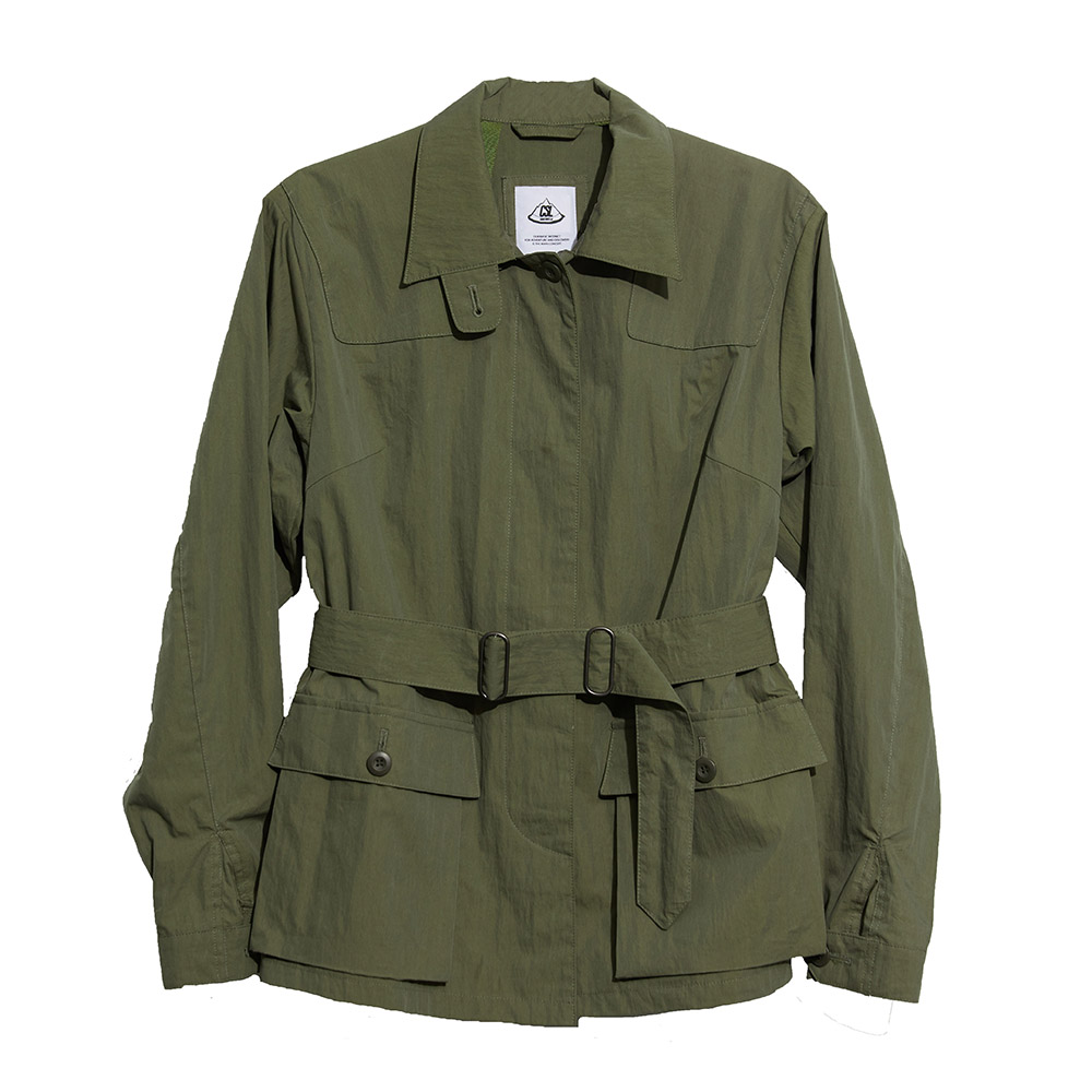 CHAMA SPORTS LAB.Women's Armeria Jacket(Olive)