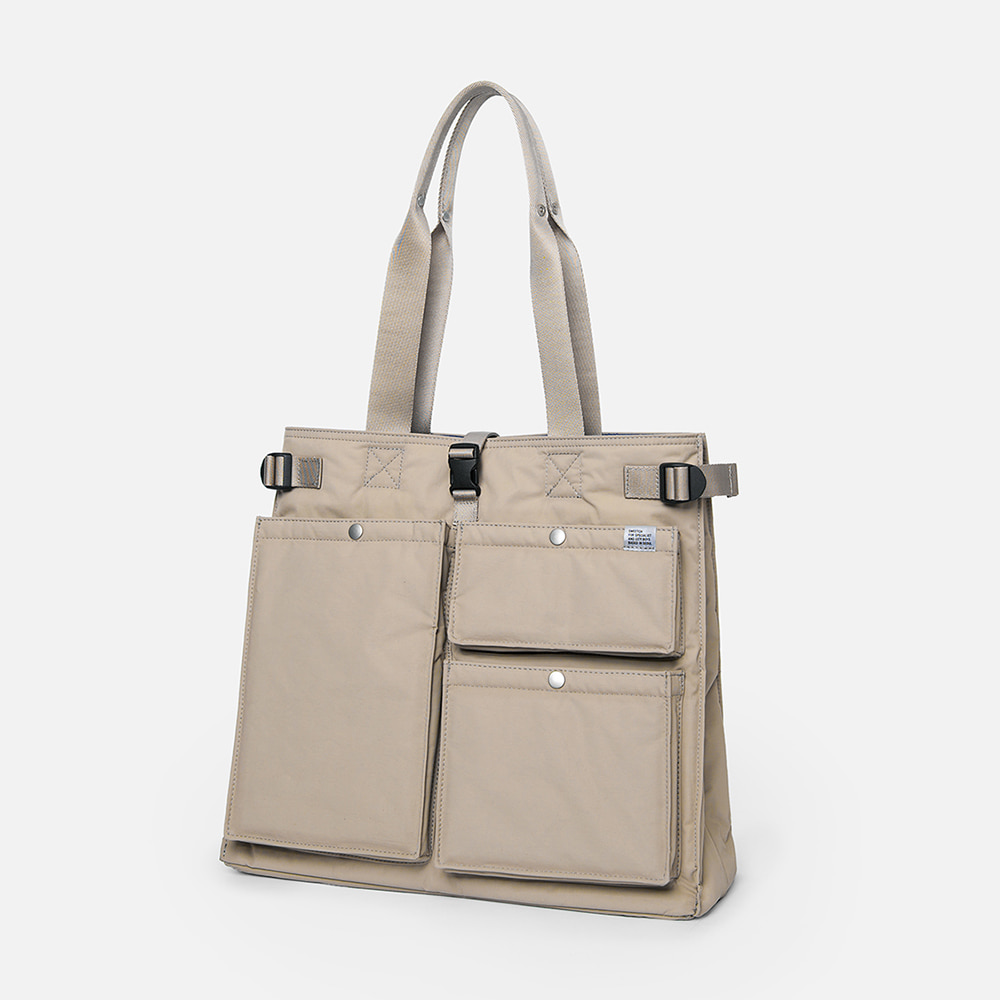 SWEETCH[City Boys]Utility Bag 001(Sand)