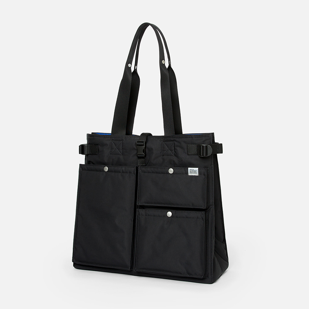 SWEETCH[City Boys]Utility Bag 001(Black)