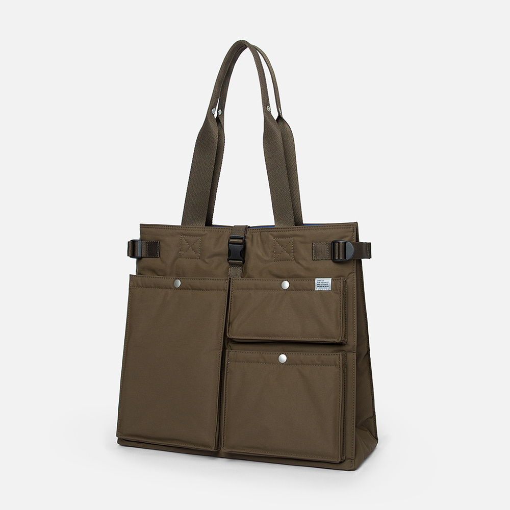 SWEETCH[City Boys]Utility Bag 001(Khaki)