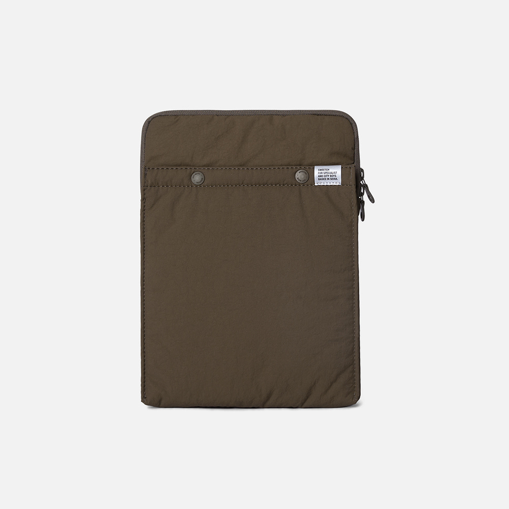 SWEETCH[City Boys]IPAD Case(Khaki)