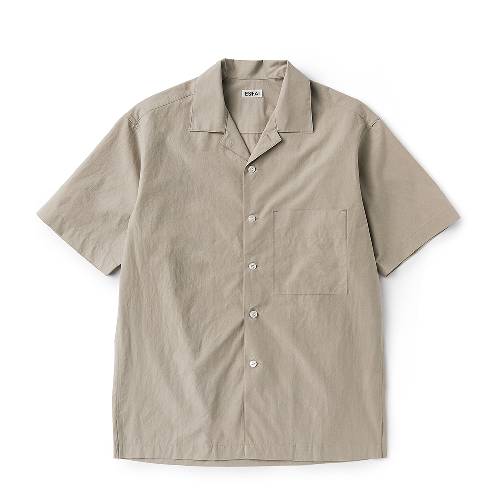 ESFAISummer Standard Shirts(Light Beige)