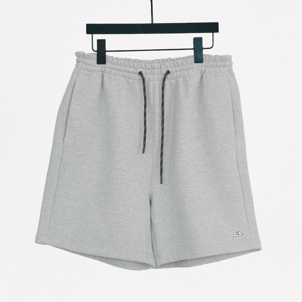 CHAMA SPORTS LAB.CSL Heavy Weight Sweat Short(M.Grey)