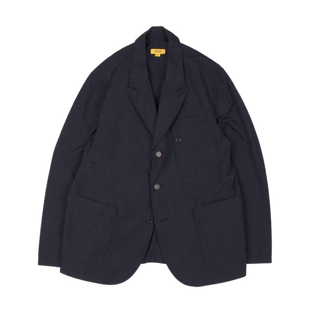 THE RESQ & COSeokia Jacket(Navy)