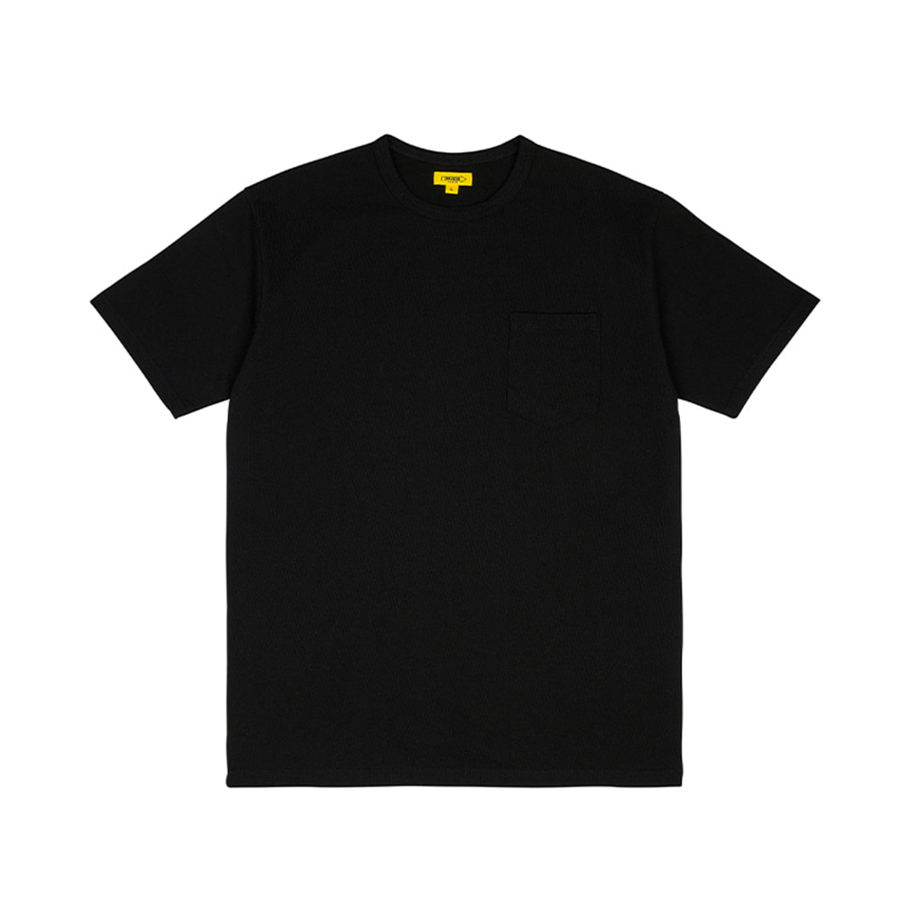 THE RESQ & COPocket Tee(Black)