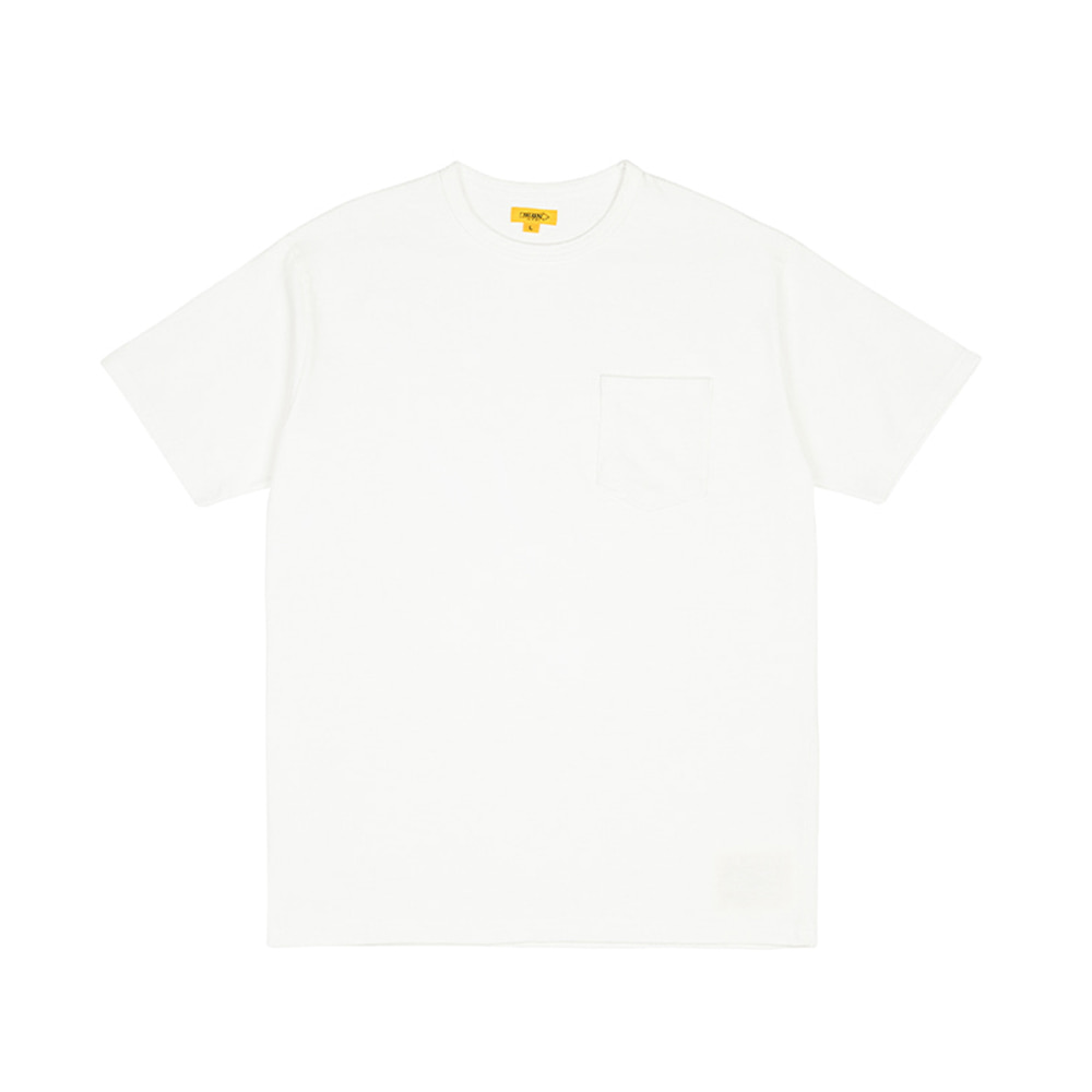 THE RESQ & COPocket Tee(White)