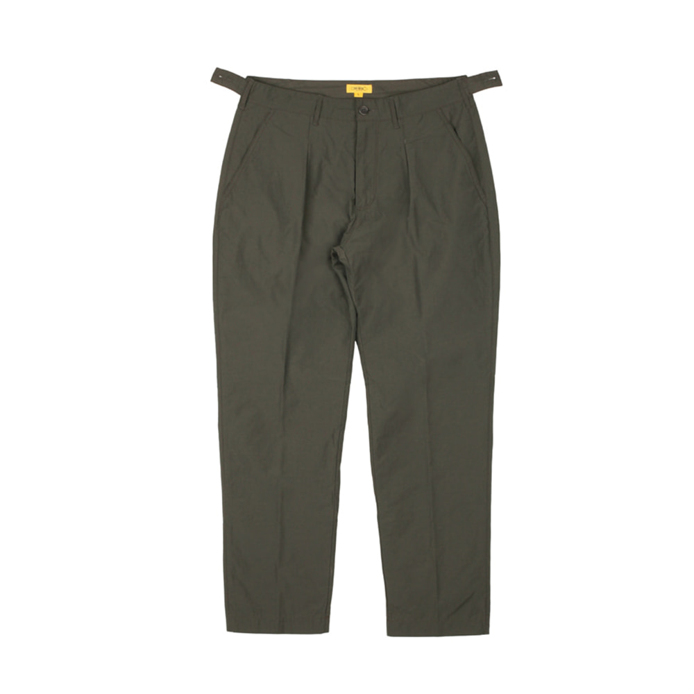 THE RESQ & COSeokia Slacks(Mountain Green)
