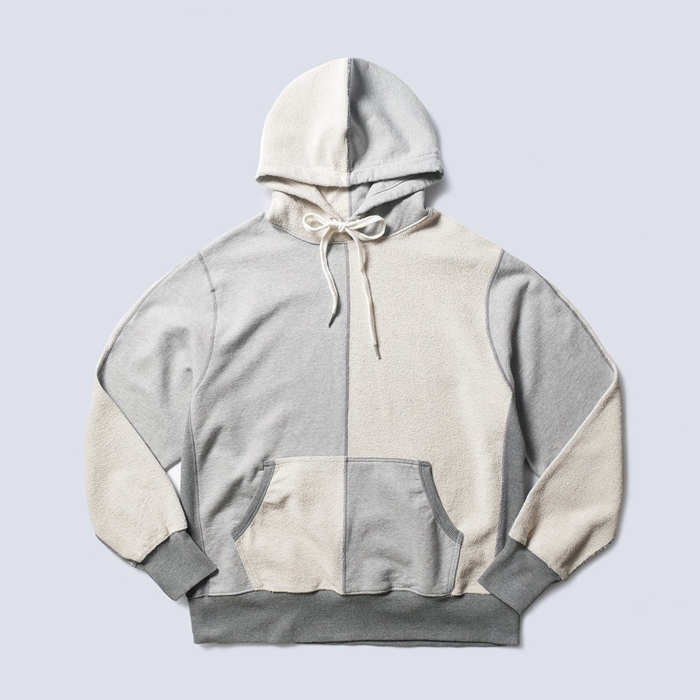 NAMER CLOTHINGComfy Hoodie(Gray)
