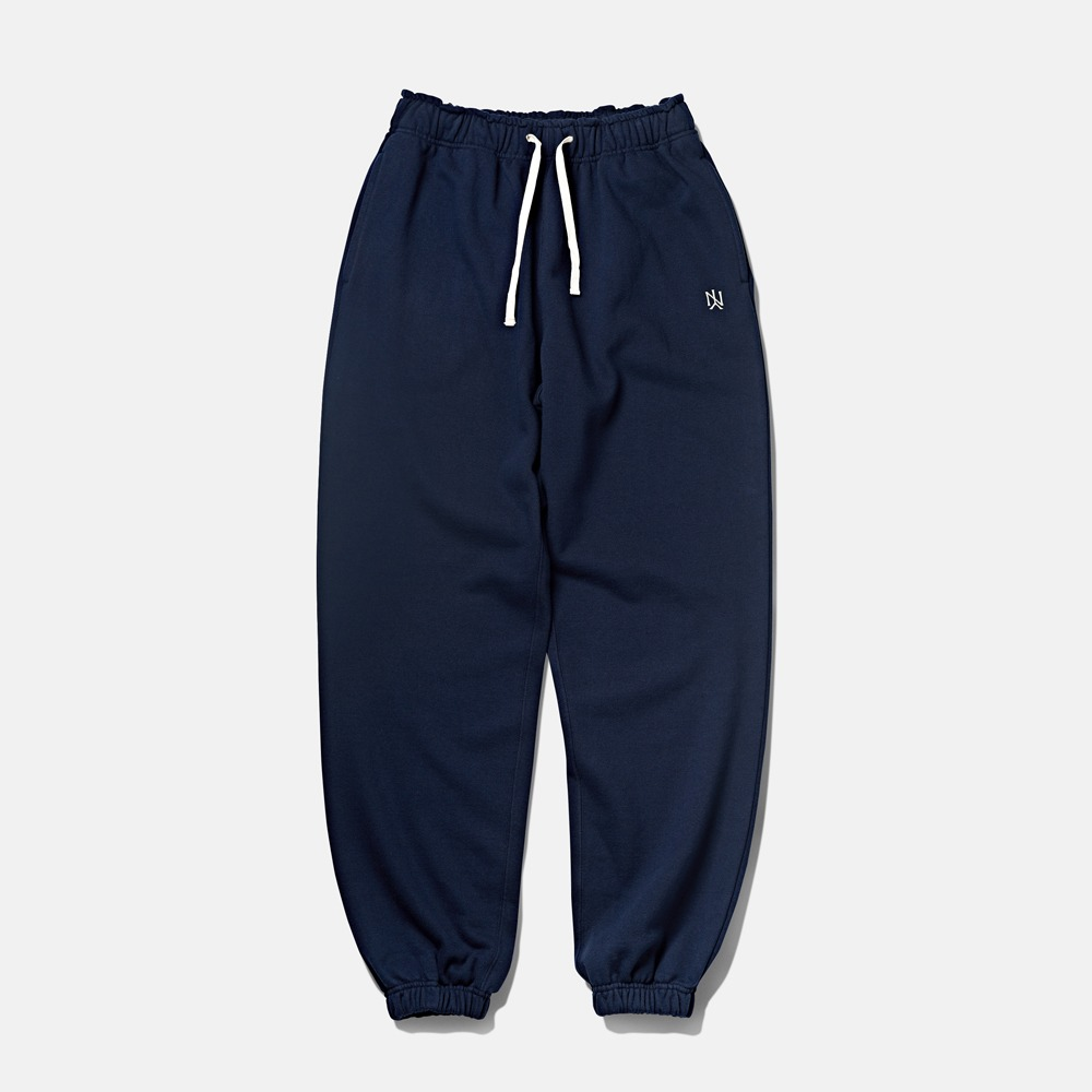 DEUTERODTR195090s Y.N Sweat Pants(Navy)