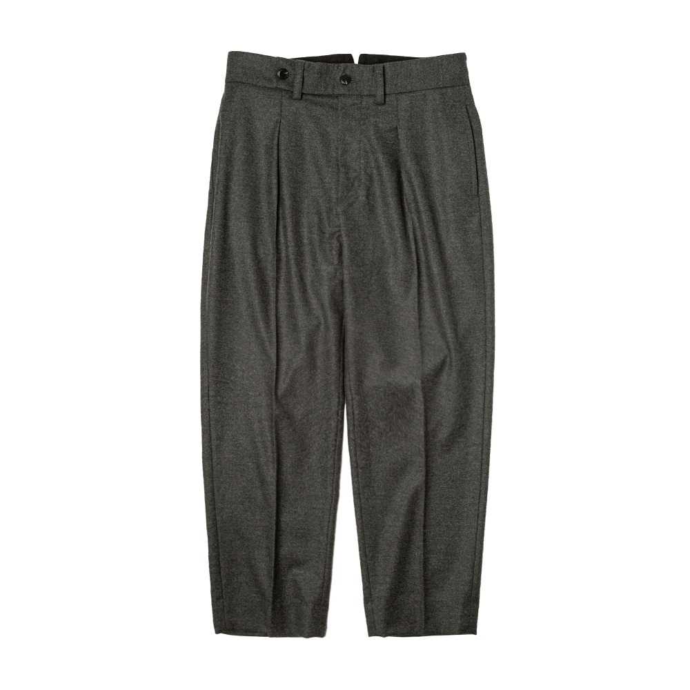 ROUGH SIDE510. Club Pants(Charcoal)