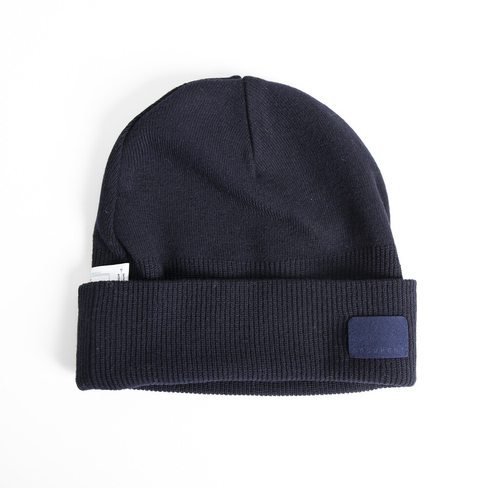 DOCUMENTWool Watch Capr(Navy)