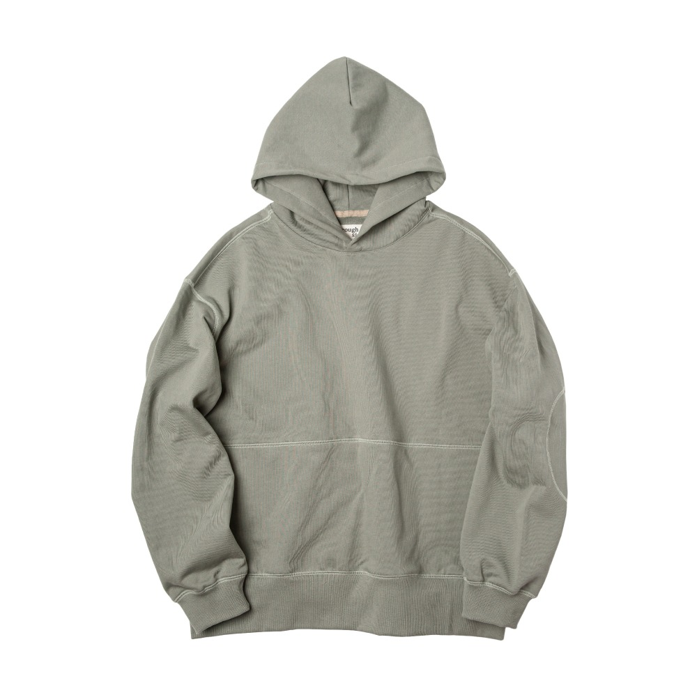 ROUGH SIDE111.Oversized Hoodie(Pale Mint)