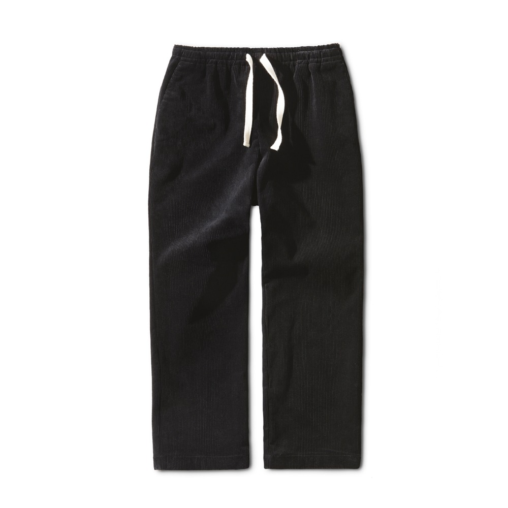 ESFAISN10 Corduroy Set Up Pants(Black)