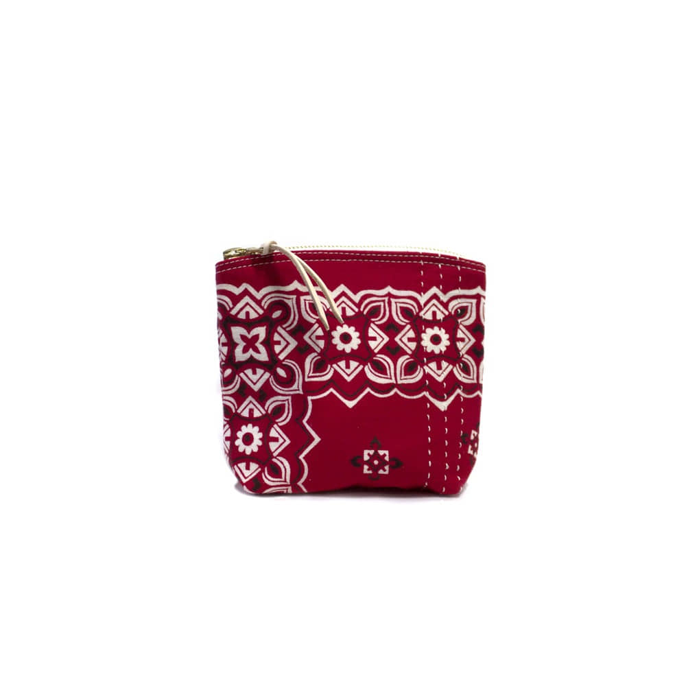 CACTUS SEWING CLUBUtility Pouch Size 01(Red)