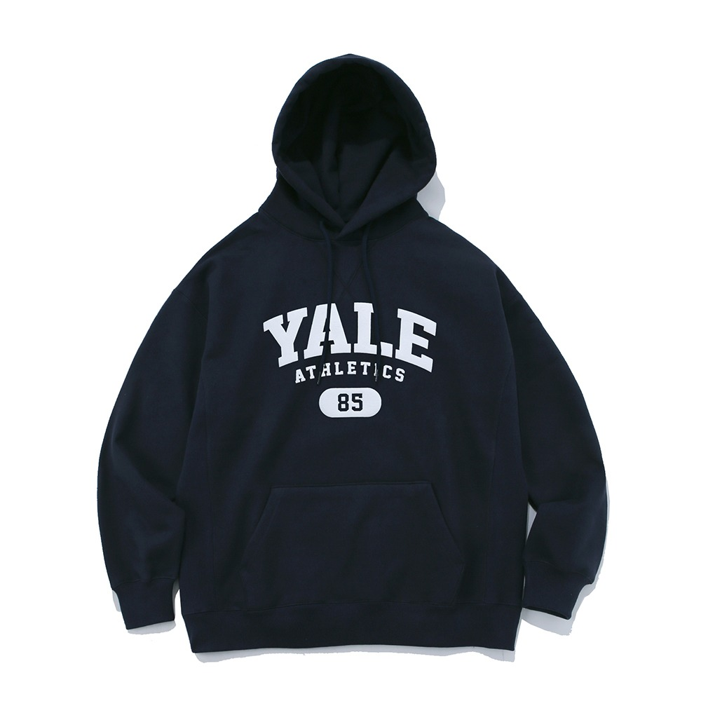 PHYS.ED DEPT(YALE HEAVY WEIGHT)Yale Athletics Hoodie(Navy)