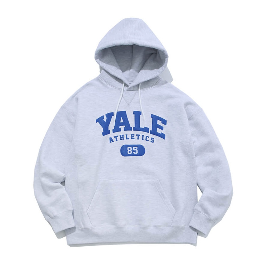 PHYS.ED DEPT(YALE HEAVY WEIGHT)Yale Athletics Hoodie(Grey)