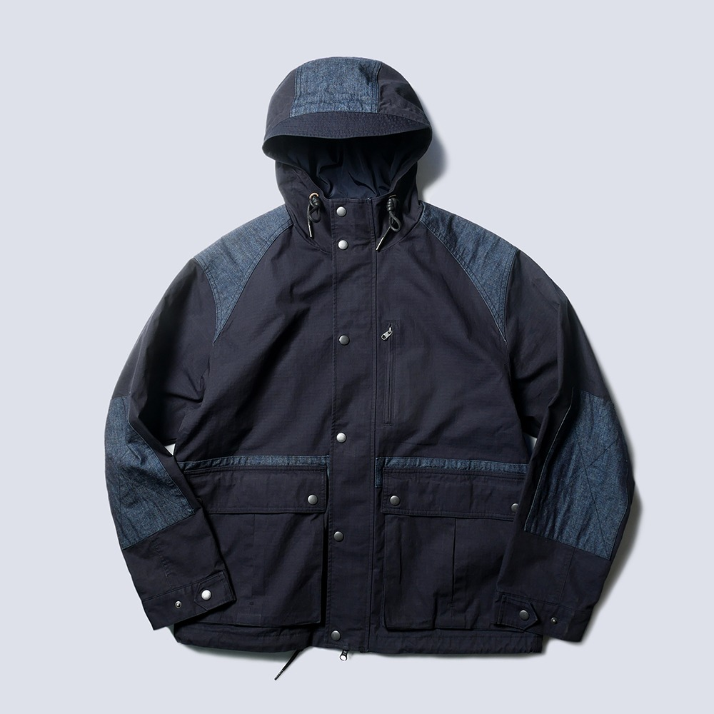 NAMER CLOTHINGStroller Parka(Navy)